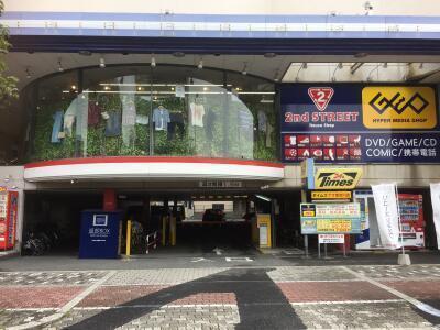 東淀川店の外観写真
