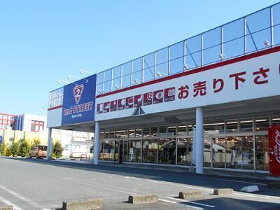 浜松原島店の外観写真
