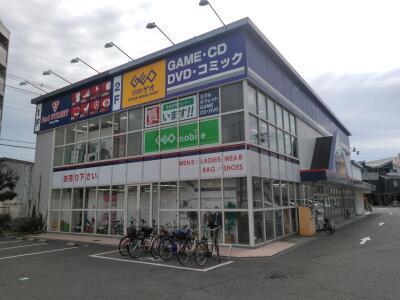 加島店の外観写真