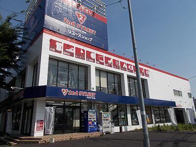 新松戸店の外観写真