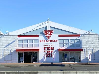 水戸南インター店の外観写真