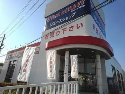 東香里店の外観写真