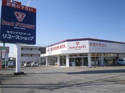 高岡野村店の外観写真