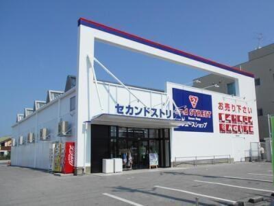 泡瀬店の外観写真