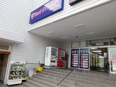 生駒店の外観写真