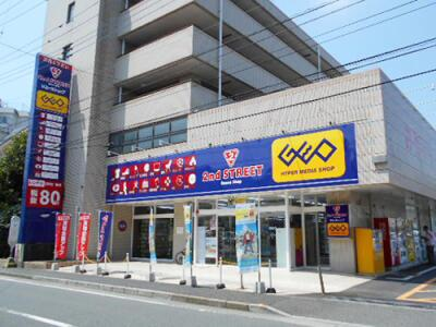 蕨店の外観写真