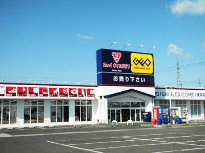 丸亀南店の外観写真