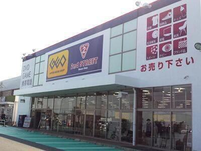 浜松天王店の外観写真