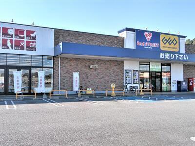 木田余店の外観写真