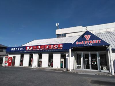栃木店の外観写真