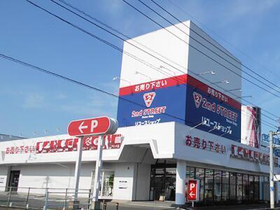 柳川店の外観写真