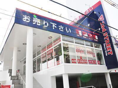 大野城御笠川店の外観写真