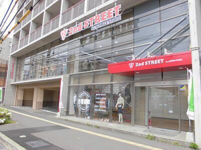 鹿児島中洲通り店の外観写真