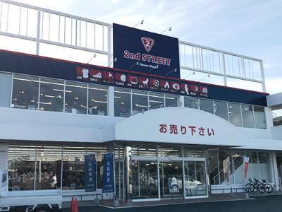 糸島店の外観写真