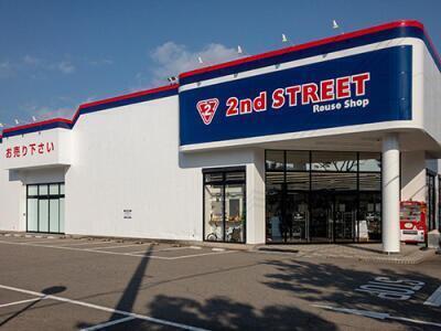野々市新庄店の外観写真