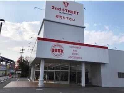奈良からもも店の外観写真
