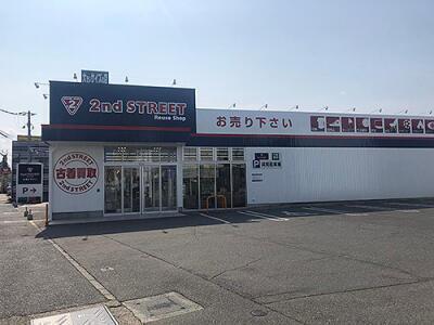 伊川谷店の外観写真