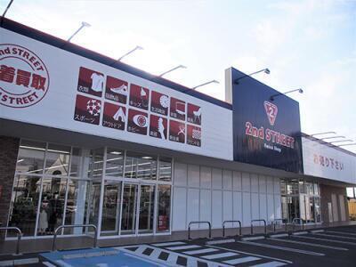 太田店の外観写真