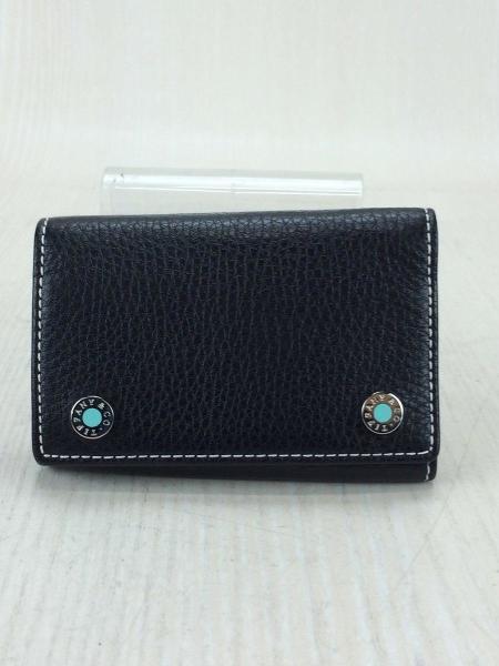 wholesale dealer 8842f 48c1e TIFFANY&Co.(ティファニー) / キーケース/レザー/BLK/ユニ ...