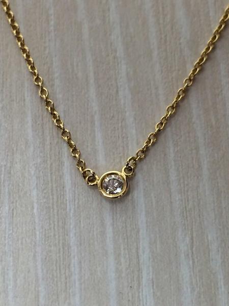 low priced 89acd 8d835 TIFFANY&Co.(ティファニー) / ティファニー/ネックレス ...