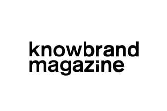 ロゴ:knowbrand magazine